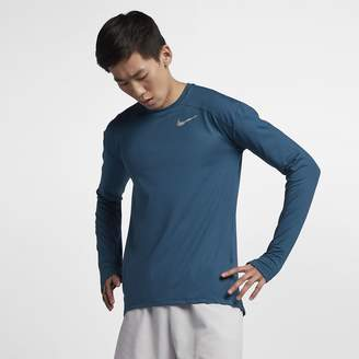 Nike Dri-FIT Element Men's Long Sleeve Running Top