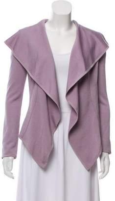 St. John Structured Wool Cardigan