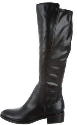 Donald J Pliner Leather Mid-Calf Boots w/ Tags