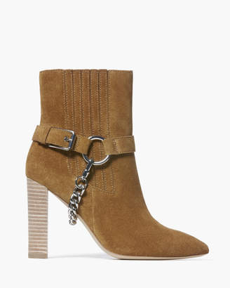 Paige LONDON IN SUEDE-CARAMEL