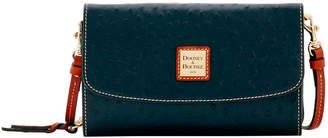 Dooney & Bourke Ostrich Clutch Wallet