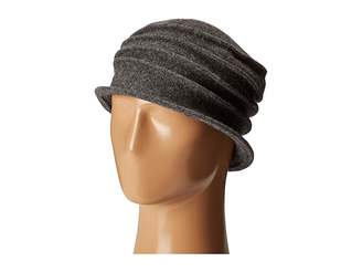 San Diego Hat Company CTH8089 Soft Knit Cloche with Accordion Detail