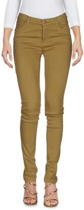 Manila Grace DENIM Denim pants - Item 42587111CR