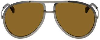 Givenchy Gunmetal GV 7113/S Sunglasses