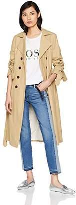 BOSS Women's Ofierra Jacket,6 (Manufacturer Size: 34)