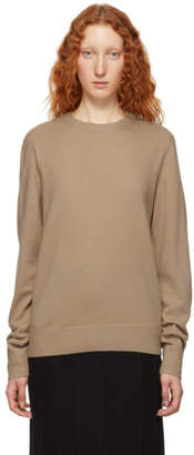 A.P.C. Beige Han Sweater