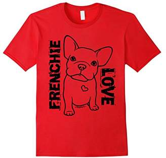 French Bulldog Shirts - Frenchie Love
