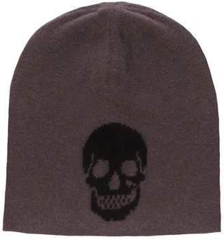 360 Sweater Mila Cashmere Skull Beanie