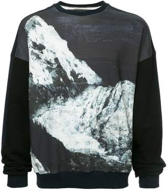 Yoshio Kubo Yoshiokubo Everest sweatshirt