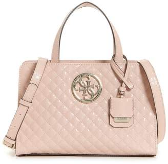GUESS Gioia Small Girlfriend Satchel