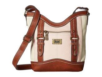 b.ø.c. Fairview Solid PB Crossbody Cross Body Handbags