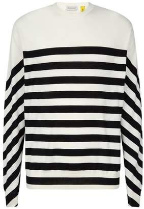 x Hiroshi Fujiwara Striped Sweater