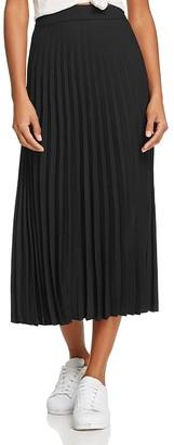 Bardot Sunray Pleated Skirt $99 thestylecure.com