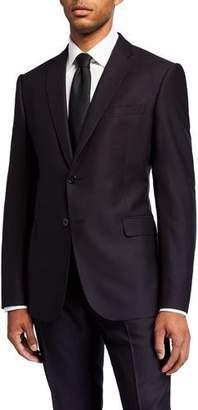 Emporio Armani Men's M Line Virgin Wool Two-Piece Suit