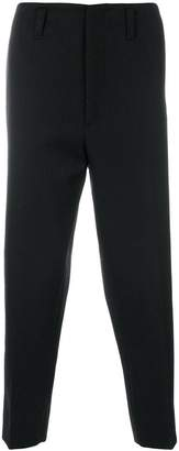 Marni cropped pleated trousers