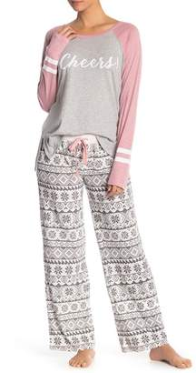 PJ Salvage Snuggle Season Pajama Pants