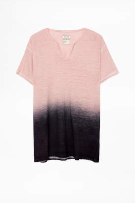Zadig & Voltaire Monastir Degrade T-Shirt