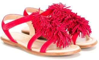 Aquazzura Mini Wild sandals