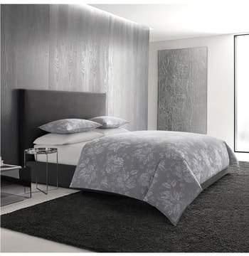 Transparent Leaves Comforter & Sham Set