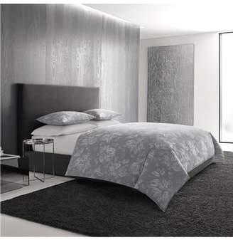 Vera Wang Transparent Leaves Comforter & Sham Set