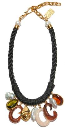 Lizzie Fortunato Piazza Freshwater Pearl Necklace