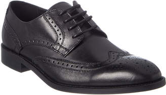 Gordon Rush Wingtip Leather Derby Shoe