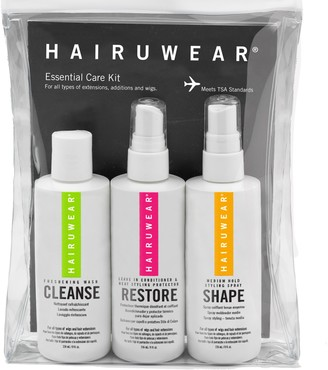 Hair U Wear Hairuwear HairUWear Essential Care Travel Kit