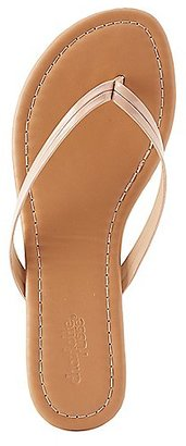 Strappy Thong Sandals $7.99 thestylecure.com