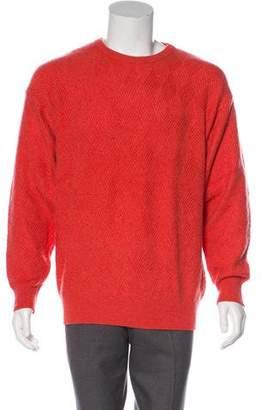Les Copains Cashmere Crew Neck Sweater