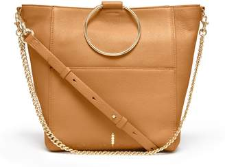 Circe Thacker New York Bag In Miel & Gold