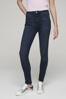 Mavi Jeans Lucy Side Stripe Skinny Jean