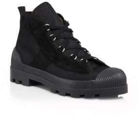 Acne Studios Daniel Cap-Toe Sneakers
