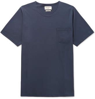 Oliver Spencer Loungewear York Supima Cotton-Jersey T-Shirt