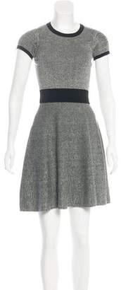 Claudie Pierlot Sleeveless Knit mini Dress