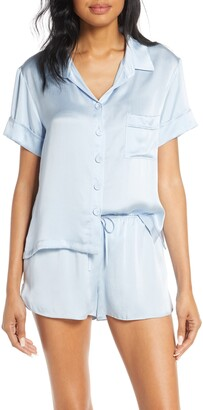 Papinelle Silk Short Pajamas