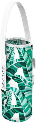Sunnylife Banana Palm Tote Cooler Bottle