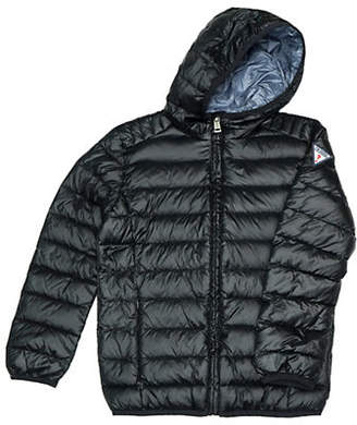 GUESS Quilted Down Puffer Jacket