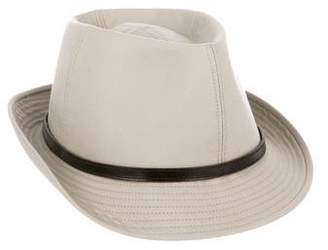 Leather Fedora Hats For Men - ShopStyle Canada 58aeef82db34