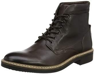 Clarks Blackford Hi, Men's Classic Boots, Brown (Dark Lea), (39.5 EU)