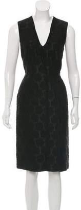 Derek Lam Floral Jacquard Dress w/ Tags
