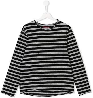 Zadig & Voltaire Kids TEEN striped T-shirt