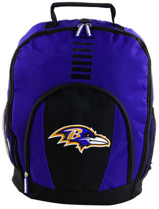 Forever Collectibles Baltimore Ravens Prime Time Backpack