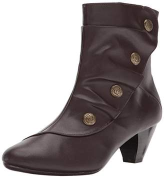SoftStyle Soft Style by Hush Puppies Women's Gilnora Ankle Bootie