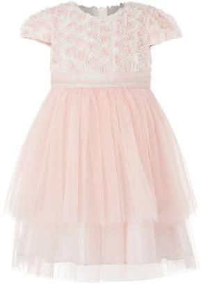 Monsoon Baby Rosebud Dress
