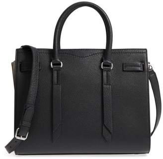 Rebecca Minkoff Sherry Calfskin Leather Satchel
