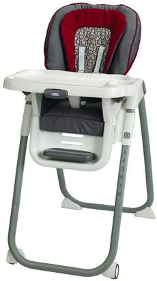 Graco Table Fit High Chair, Red/Brown