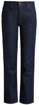 Bliss And Mischief - Collector Fit High Rise Jeans - Womens - Indigo