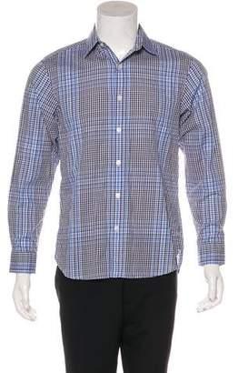 Michael Kors Button-Up Woven Shirt