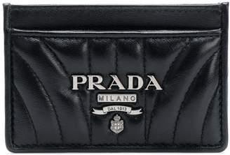 Prada (プラダ) - Prada ロゴパッチ カードケース