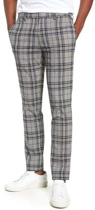 Topman Classic Fit Suit Trousers